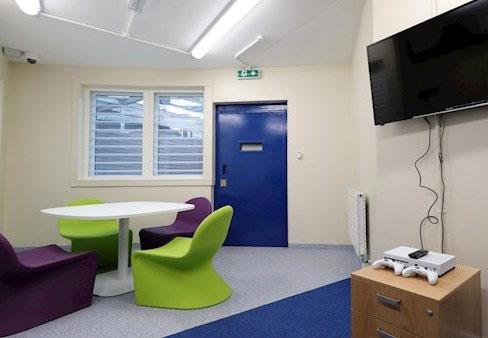 Midlands Prison VDPU